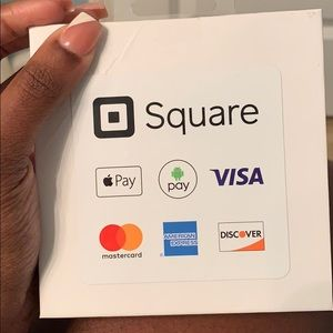 Square Card Reader that accepts cards with chip